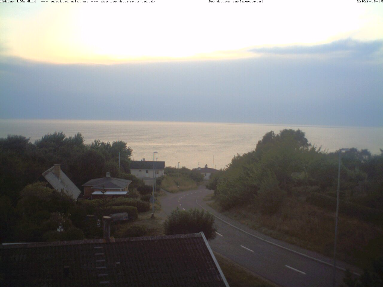 Webcam For The Port Of Bornholm