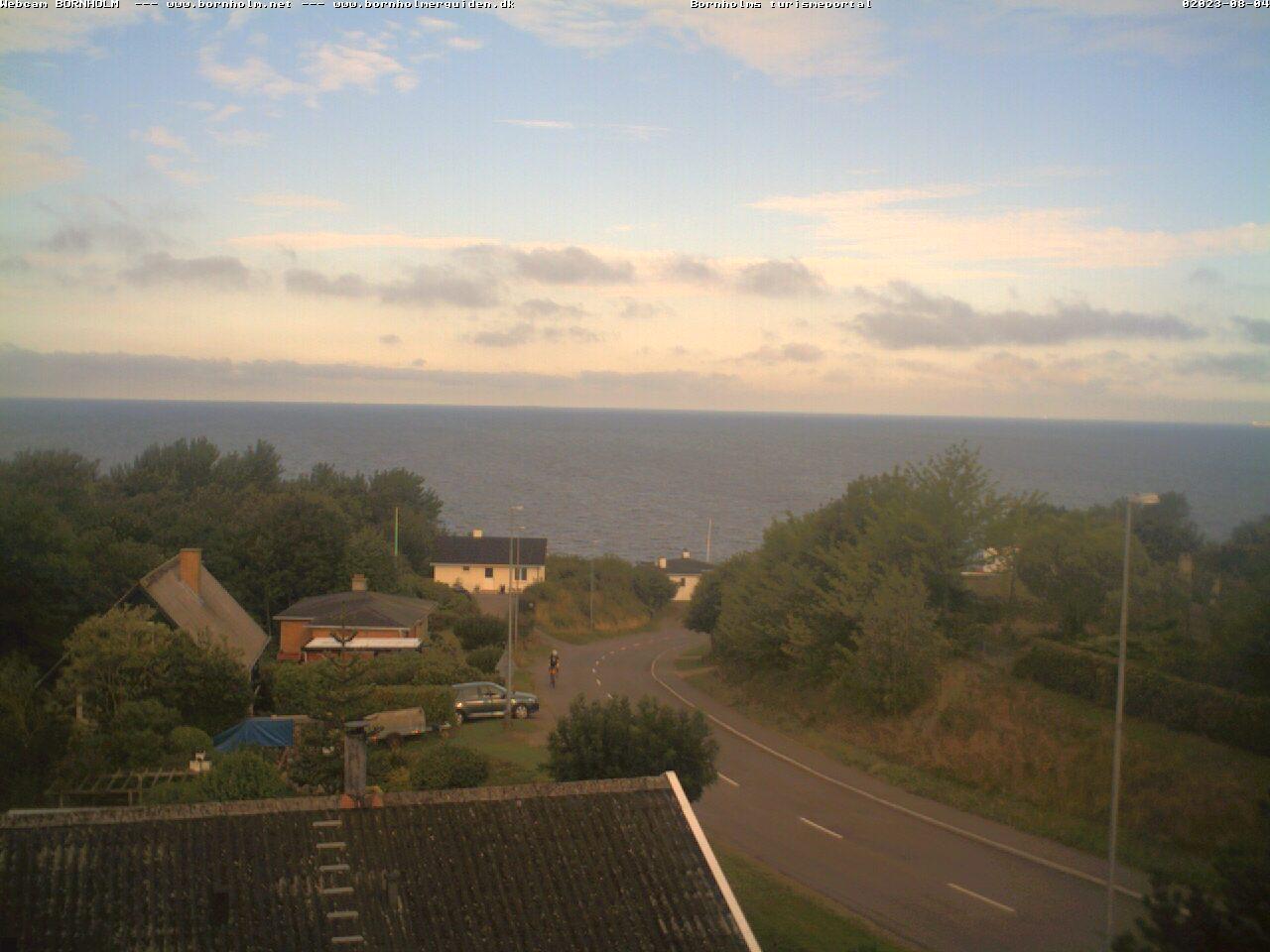 Webcam Vang, Bornholm, Hovedstaden, Dänemark