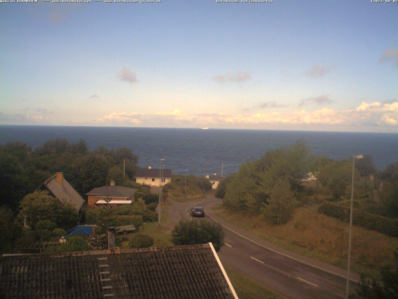 Webcam Bornholm