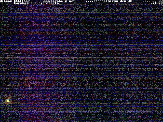 Webcam Bornholm / Vang Tele